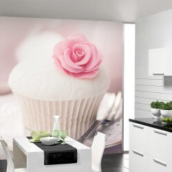 Papel de parede cupcake