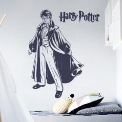 Adesivo Harry Potter